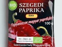 Paprika, Bio, Szegedi, édes