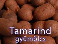 Tamarind, friss