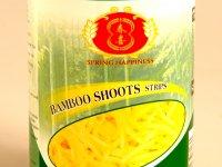 Bambuszrügy Csíkok vízben, 567g
