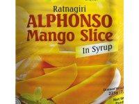 Mangó Szeletek, Alphonso mangóból 425 g