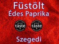 Füstölt Paprika, Magyar, Szegedi - Édes 100 g