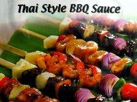 Barbecue Szósz, Thai Stílusú, Lobo