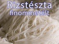 Rizstészta - Finommetélt, Vermicelli 400 g