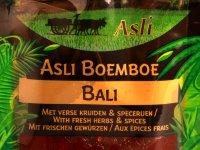 Bali Boemboe (Bömbö) Fűszerpaszta 100 g