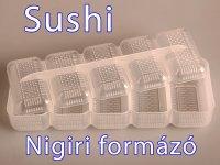 Sushi készítő - Nigiri formázó prés
