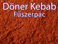 Döner Kebab Fűszerpác Keverék