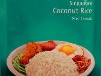 Kókuszos Rizs Szingapúri Módra AHG