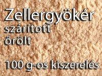 Zellergyökér, őrölt - 100 g-os kiszerelés