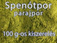 Spenótpor, 100 g-os kiszerelésben