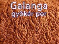 Galanga, Galangál, őrölt 25g