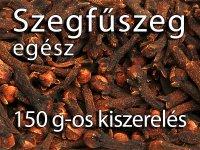 Szegfűszeg, egész - Prémium 150 g