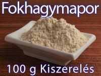 Fokhagyma por - 100 g-os kiszerelésben