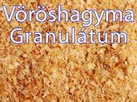 Vöröshagyma Granulátum, 100 g-os Kiszerelés