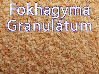 Fokhagyma Granulátum, 100 g-os Kiszerelés