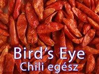 Madárszem Chili - Bird's Eye Chili
