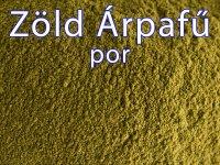 Árpafű Zöld Por