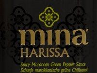 Harissa - Zöld, Csípős Marokkói Chiliszósz 190g