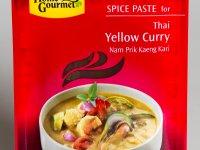 Sárga Curry Fűszerkrém, Thaiföldi AHG 50g