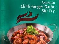 Chili Gyömbér Fokhagyma Szechuáni Stir Fry Fűszerpaszta AHG
