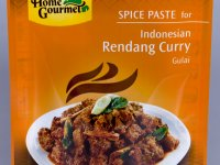 Rendang Curry - Indonéz Curry Fűszerpaszta, csípős AHG
