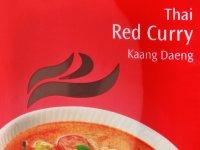 Piros Curry, Thaiföldi fűszerkrém, AHG