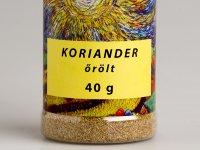 Koriander, őrölt - Fűszerszóróban 40g