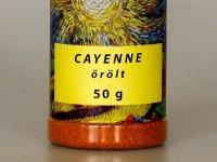 Cayenne bors - Fűszerszóróban, 50g
