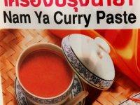 Nam Ya Curry, fűszerkrém, Lobo