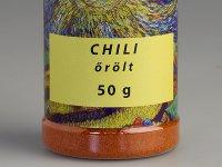 Chili Őrlemény - Fűszerszóróban 50g