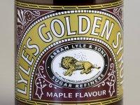 Golden Szirup, Juharszirup ízesítésű 454g