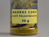Madras Curry Fűszerkeverék - Fűszerszóróban 50g