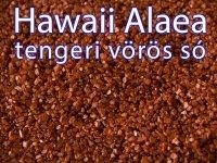 Hawaii Vörös Alaea Só