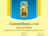 Cannelloni - Durum 250g Olasz Divella