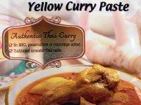 Sárga Curry fűszerkrém, Thaiföldi, Lobo