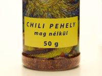 Chili Pehely Mag Nélkül - Fűszerszóróban 50g