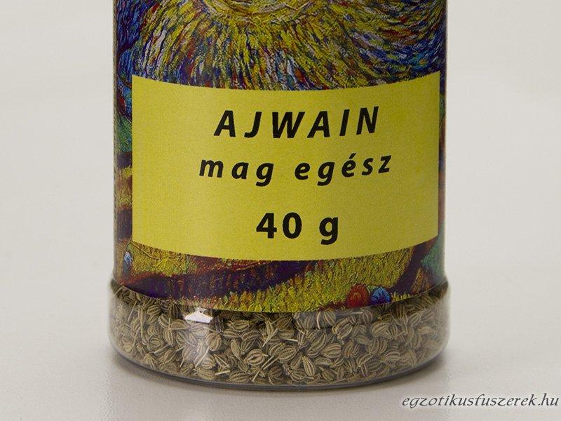 Ajwain mag, egész - Fűszerszóróban 40g