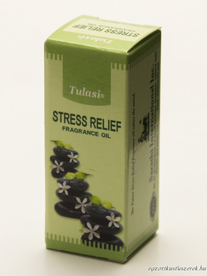 Illóolaj - Stresszoldó