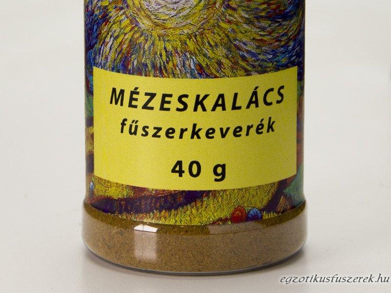 Mézeskalács Fűszerkeverék - Fűszerszóróban 40g