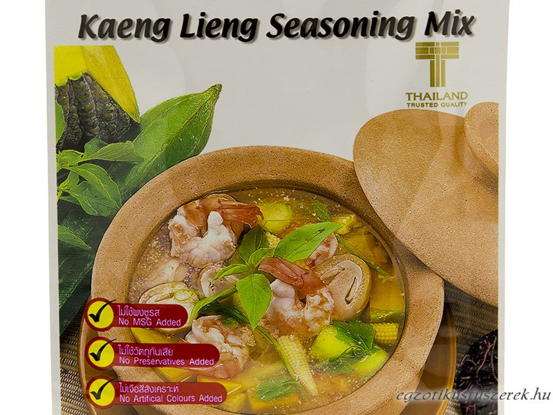 Kaeng Lieng - Thai Garnélaleves Mix