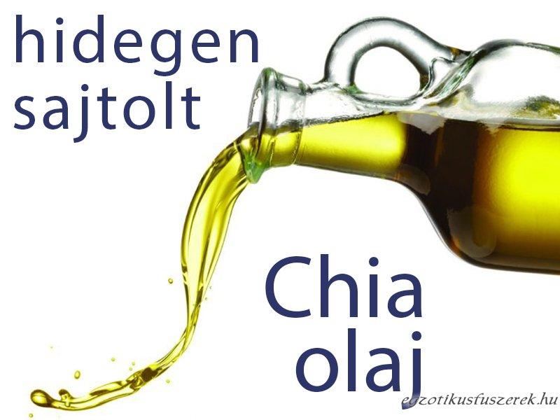 Chia Mag Olaj - hidegen sajtolt 100 ml