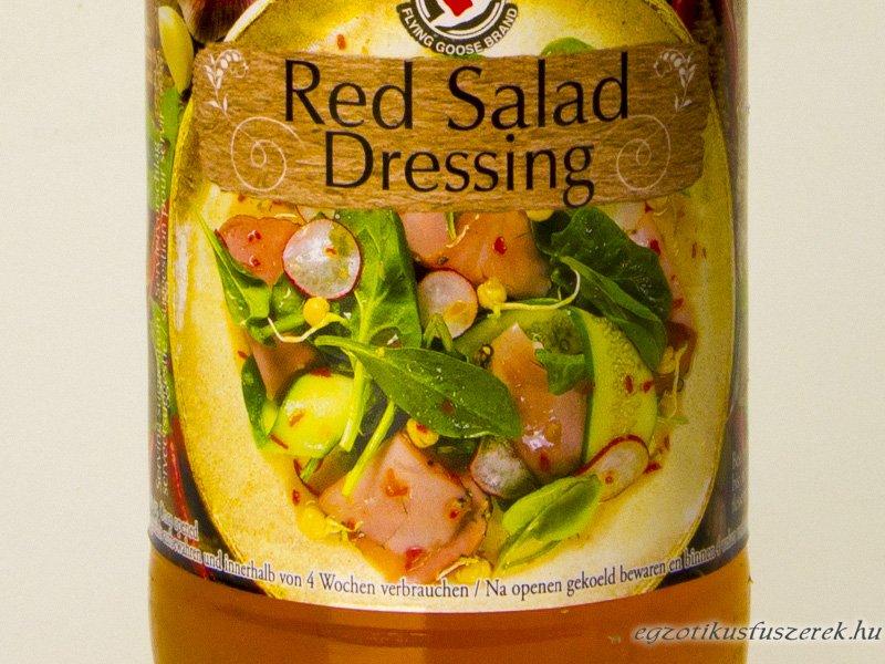 Salátaöntet - Piros Chilis, 295 ml
