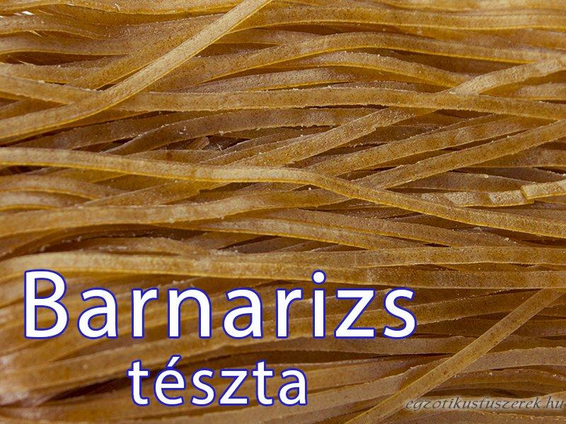 Barnarizs Tészta - Gluténmentes 400g