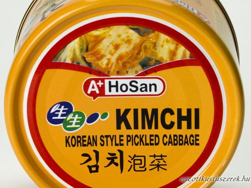 Kimchi - Koreai különlegesség