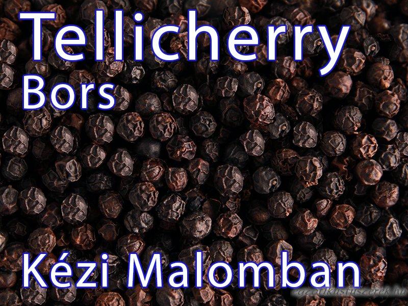 Tellicherry Bors - Borsmalomban
