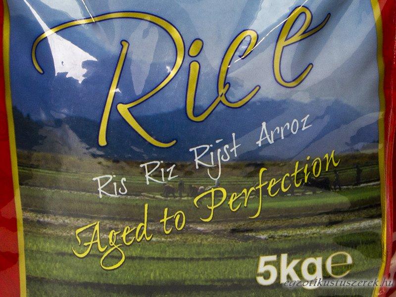 Rizs - Basmati és Hosszúszemű Rizs 5 kg