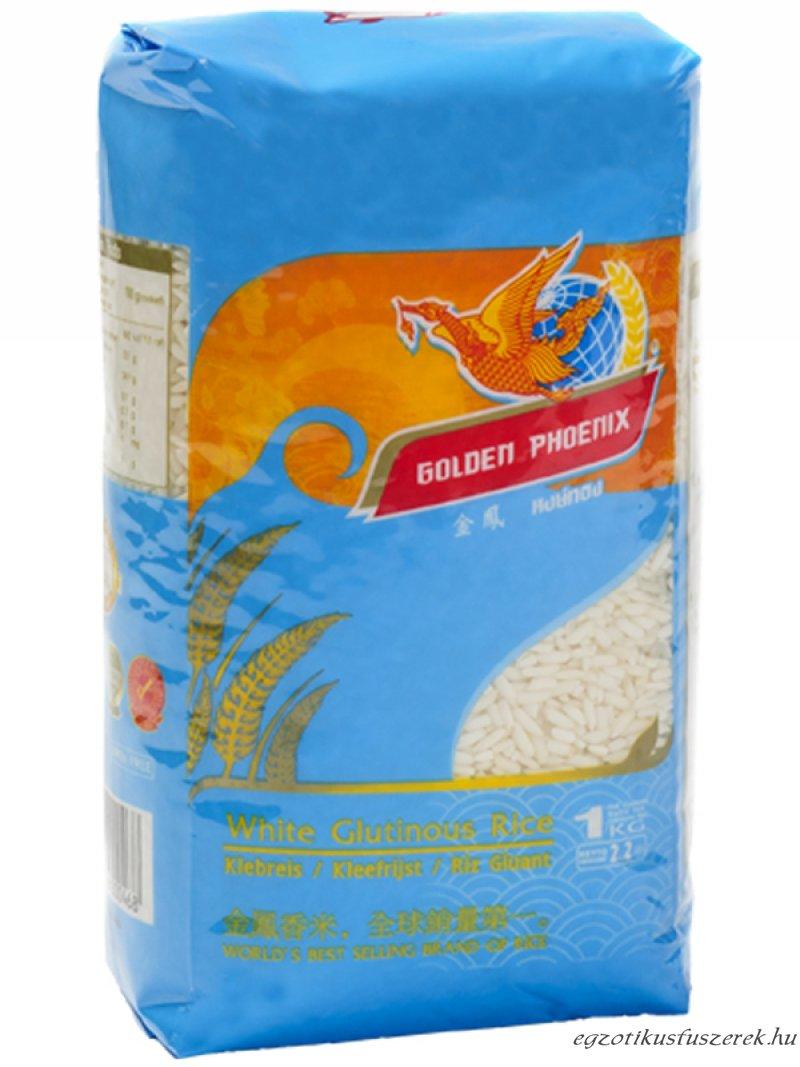 Rizs - Ragacsos (Glutinous) Prémium rizs 1 kg