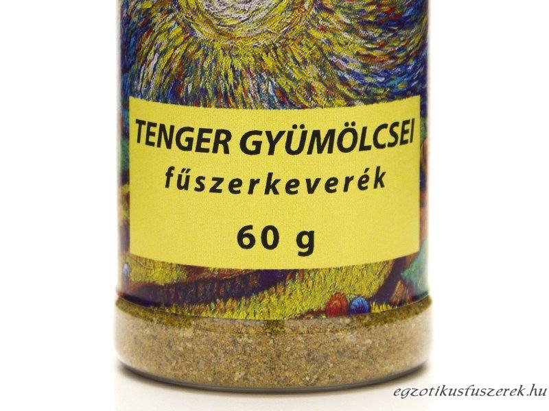 Tenger Gyümölcsei Fűszerkeverék - Szóróban 60g