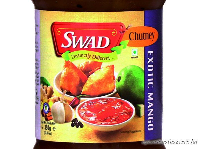 Mango Chutney, Indiai, Egzotikus, 350g