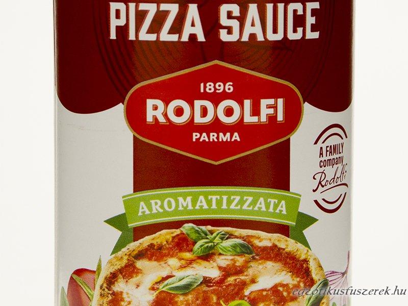 Pizzaszósz - fűszerezett, olasz 400g