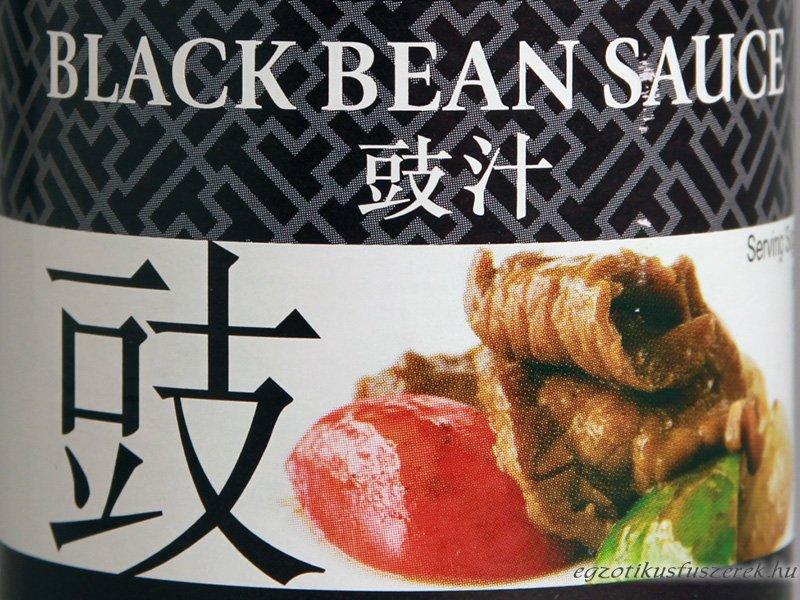 Feketebab szósz,Wokkozott ételekhez